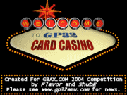 GP32 Card Casino
